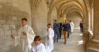 Messe solennelle de la Saint-Robert d'été