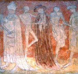 La danse macabre du XV<sup>e</sup> s.