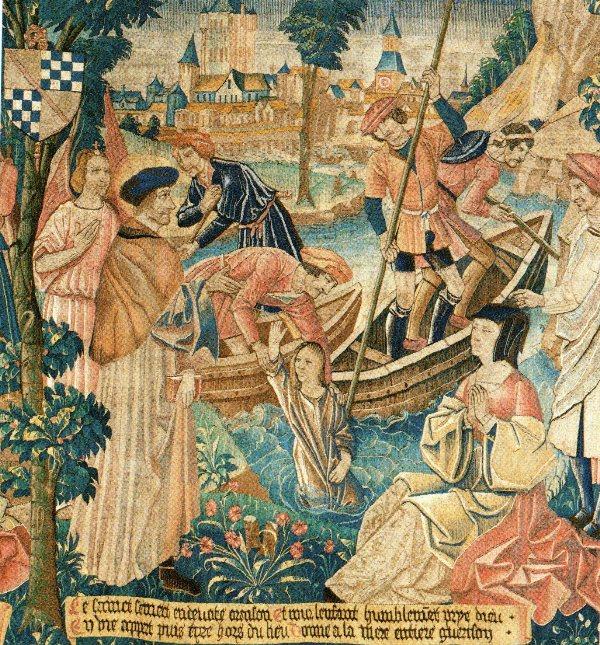 Les tapisseries de chœur : un patrimoine exceptionnel