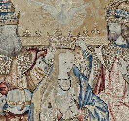 La tenture de chœur du XVI<sup>e</sup> siècle