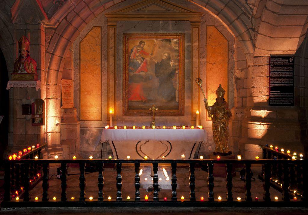 Tombeau de saint Robert, Abbatiale de La Chaise-Dieu