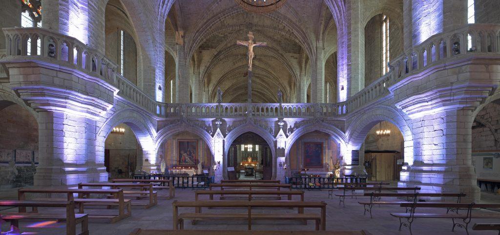 Bienvenue à l'Abbatiale Saint-Robert de La Chaise-Dieu.